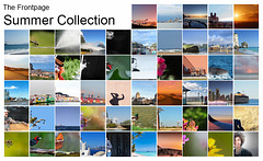 Frontpage Sommer Collection