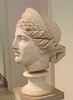 Bust of Juno in the Naples Archaeological Museum, July 2012