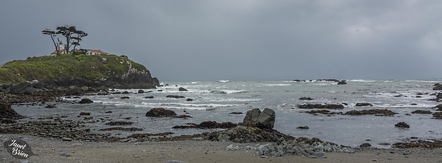 Pictures for Pam, Day 201: Battery Point Lighthouse at Crescent City