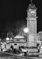 Clapham Common Station