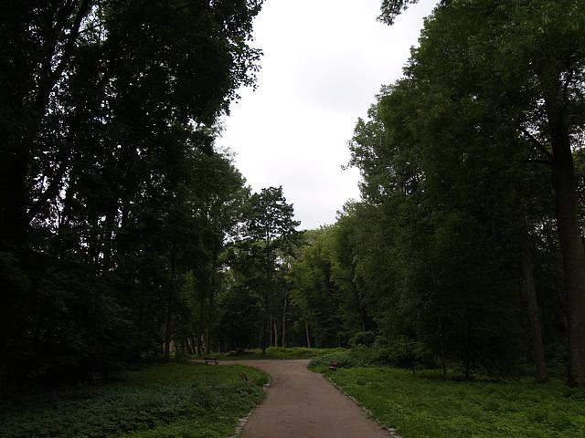 В парке Александрия / In the Alexandria Park