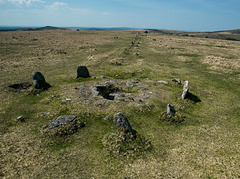 Dartmoor - Merrivale