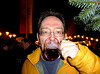 DE - Ahrweiler - me, having a hot and spiced red wine