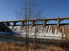 Glenmore Dam, Calgary, Alberta