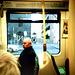Bourke Street tram