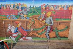 Tournoi mural