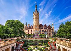 Fairy Tale Castle / Märchenschloss (300°)