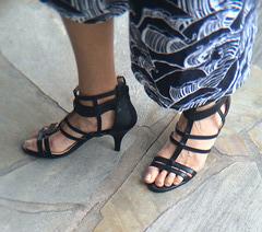nine west and nice legs