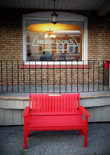 Henderson bench