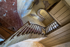 lost stairs