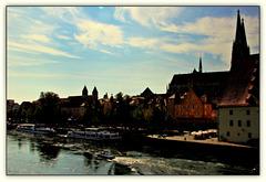 Rengschbuach - Ratisbona - Regensburg - Ratisbon