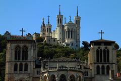 Basilique Notre-Dame de Fourvière - Lyon