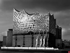 Elbphilharmonie Hamburg (1 x PiP)