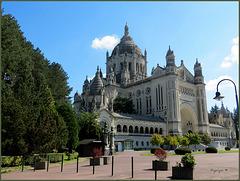 Basilique de Lisieux !