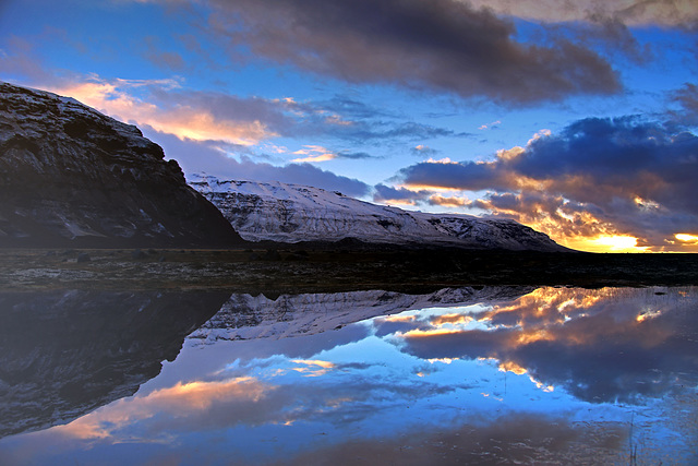 Icelandic Sunrise