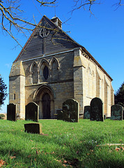 St. Leonards Without ( c1230 /1240 ) ~ Kirkstead ~ Lincolnshire