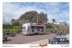Bistro Rapide mobile cafe Eastbourne 15 4 2021