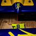 Hayabusa  Lazer Set up