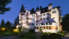 The State Hotel in Imatra, Finland
