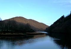 DE - Heimbach - Hiking around the dam