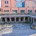 The remains of a Roman bathhouse