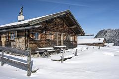 H.F.F. - Alpine Cabins