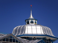 Dome of the Deck Amusement Arcade.