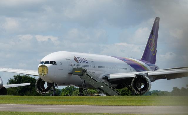 Boeing 777-2D7 N175GT (ex-Thai HS-TJE)