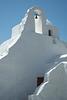 Greek Orthodox Church at Mykonos