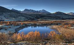 Dørålen, Rondane mountains.