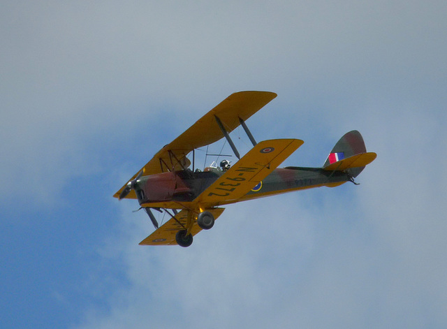 de Havilland DH82A Tiger Moth N-9372/G-ANHK