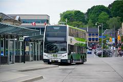 Canada 2016 – Guelph – GO Transit double-decker bus