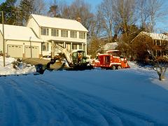 The Snow Beast -