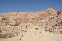 Israel, Walking in the Park of Timna