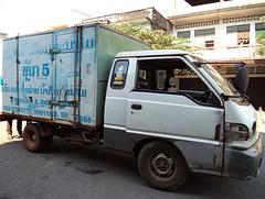 Camion de culte