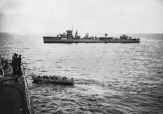 D26 HMS Watchman
