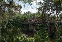 Suwannee River US 90 bridge (#0555)