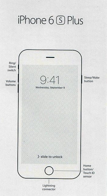 Apple Iphone 6s Plus Manual Guide