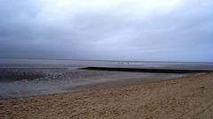 DE - Cuxhaven - Kurz vor einem Sturm