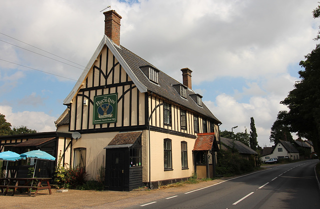 The Buck Inn, Flixton, Suffolk