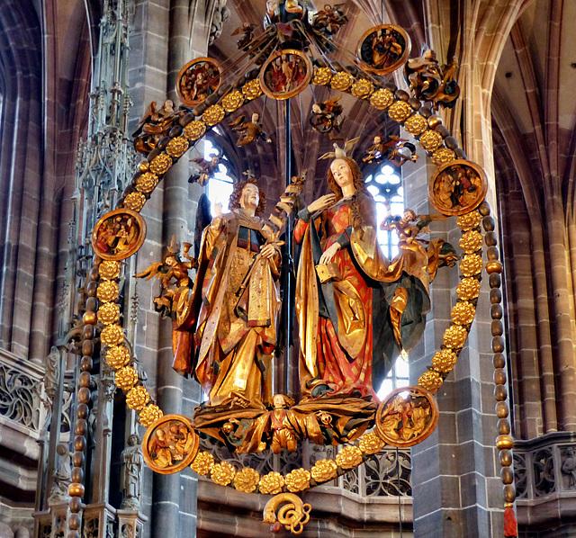 Nuremberg - St. Lorenz