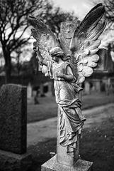 Angel, Saint Andrews Eastern Cemetery