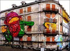 Lisboa : Graffiti - (574)