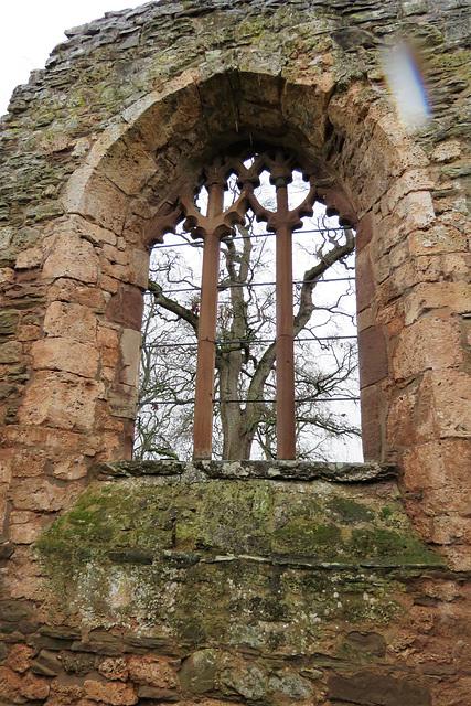the old chapel, lower brockhampton estate, herefs.
