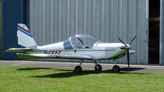 EV-97 Team Eurostar UK G-CEFZ