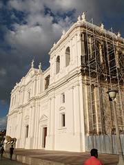 Échafaudages religieux / Religious scaffolding