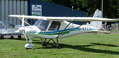 Ikarus C42 FB80 G-KFCA
