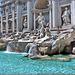Roma : La Fontana di Trevi