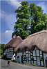 Thatched Cottages, Hampshire