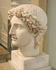 Head of Apollo (Kassel-Type) in the Naples Archaeological Museum, July 2012